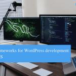 Best React frameworks for WordPress development SSDHOSTERS